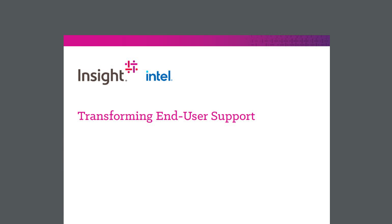 Transforming End-User Support