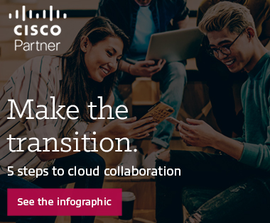 Cisco infographic ad