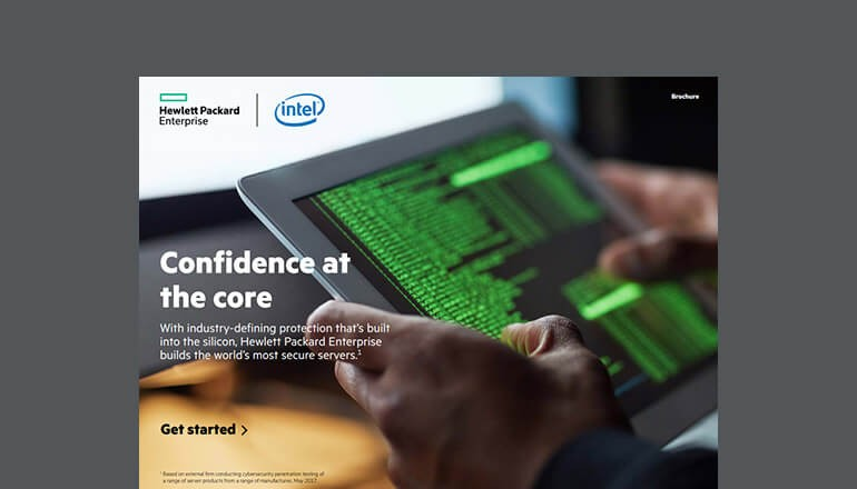 HPE Confidence at the core thumbnail