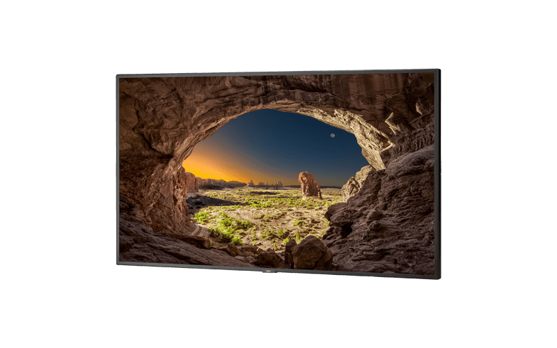NEC large-format displays