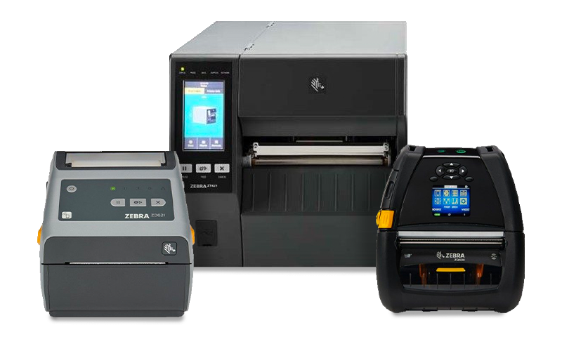 Zebra ZD420 Healthcare monochrome thermal transfer label printer